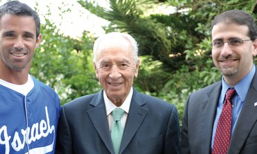 Peres, Shapiro, Baseball player Ausmus