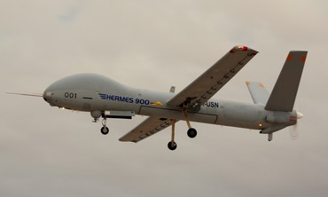 Elbit Systems' Hermes 900 UAV