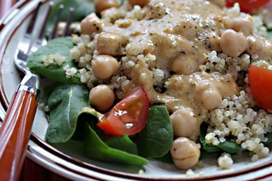 Quinoa Salad (Courtesy)