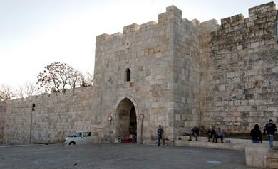 Herod's Gate (BiblePlaces.com)