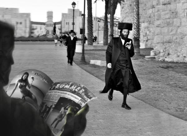 Religious Man (Courtesy Ester)