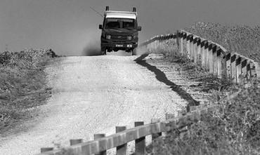 Patrol near Jenin