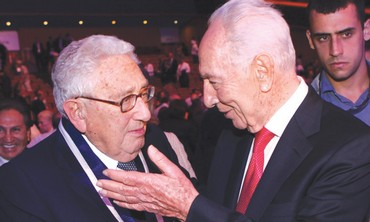 Peres, Kissinger