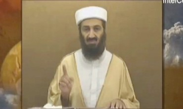 Osama bin Laden Internet video [file]