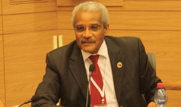 Eritrean Ambassador Tesfamariam Tekeste - Photo: Ben Hartman