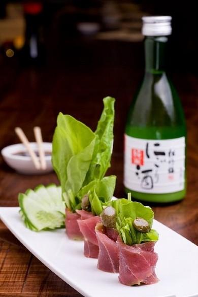 Fu Sushi (Judith Goldstein)