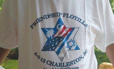 FRIENDSHIP FLOTILLA T-shirt