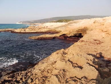 Achziv Beach (Shem Tov Sasson)