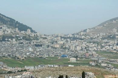Nablus, Shechem (Bibleplaces.com)