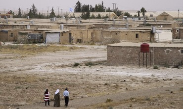 A Palestinian refugee camp in Syria [file photo]