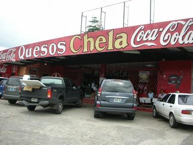 Quesos Chela (Gayle Squires)