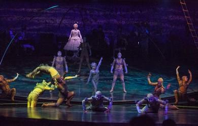 Cirque du Soleil  Guy Prives