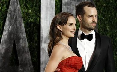 Natalie Portman married Benjamin Millepied (DANNY MOLOSHOK / REUTERS)
