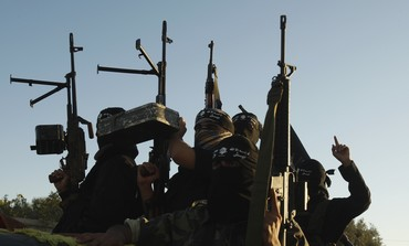 Army of Islam terrorists in Gaza [file photo]