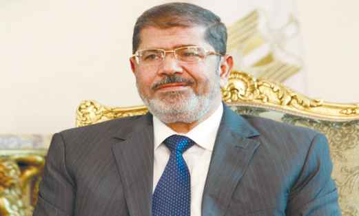 Mohamed Morsi - Photo: Amr Abdallah Dalsh / Reuters