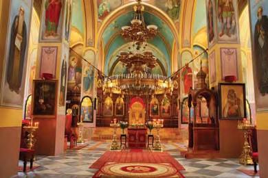 Holy Trinity Church in Jerusalem (www.goisrael.com)