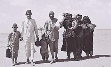Jewish refugees from Yemen cross desert