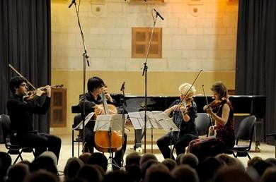 Chamber Music Festival (Courtesy)