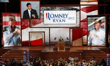 Republican vice presidential nominee Paul Ryan