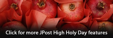 Click for more JPost High Holy Day features