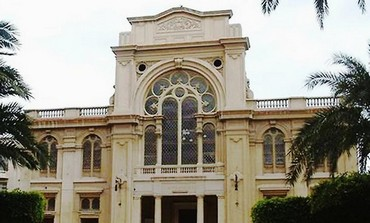 The Synagogue in Alexandria - Photo: Wikimedia Commons/Public Domain