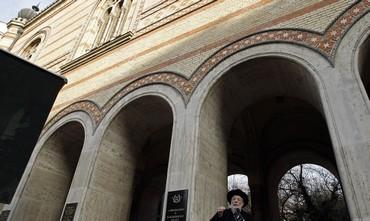 Dohány synagogue, Budapest (Reuters)