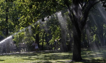 City Park, Budapest (Rueters)