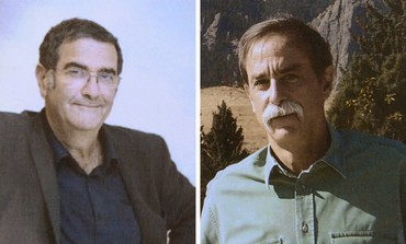 Nobel prize winners: Haroche (left,) Wineland