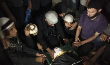 Funeral for Gaza terrorist killed by IDF - Photo: Reuters