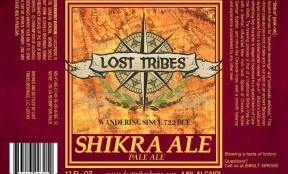 Lost Tribes Beverage