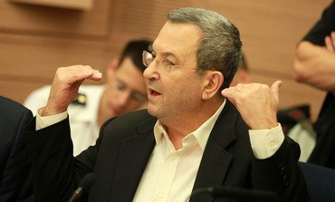 Defense Minister Ehud Barak - Photo: Marc Israel Sellem/The Jerusalem Post