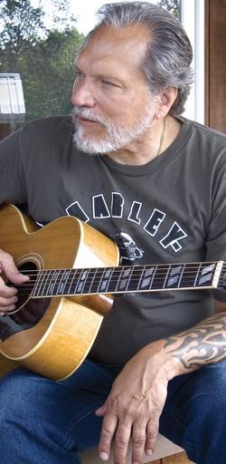 Guitar master Jorma Kaukonen. (Barry Berenson)