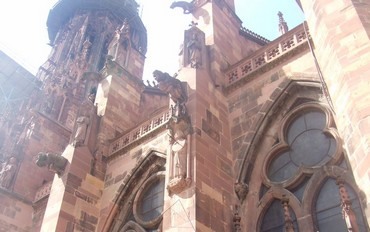 Freiburg Minster - Exterior (Tanya Powell-Jones)