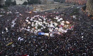 Anti-Morsi protest in Cairo's Tahrir Square