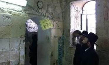 Rabbi of Western Wall, Rabbi Rabinowitz - Photo: Courtesy of Western Wall Heritage Fund