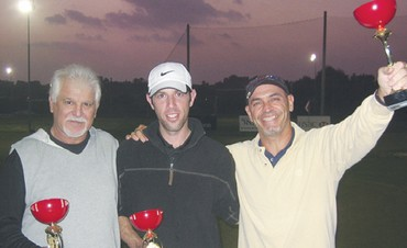 Ga'ash Golf Club tournament winners
