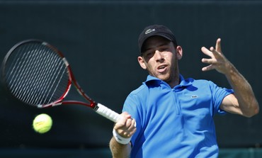 Tennis player Dudi Sela [file]