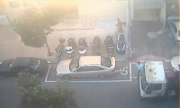 Car towed from handicapped space