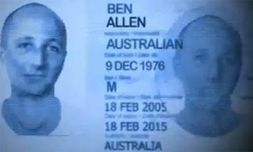Ben ZYgier passport