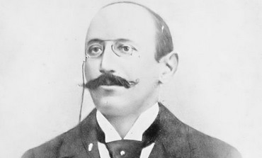 Alfred Dreyfus, a French Jewish soldier wrongfully accused of espionage.