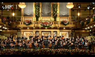 Vienna Philharmonic New Year's Concert 2012 with Conductor Mariss Jansons.