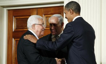 Netanyahu, Obama, and Abbas