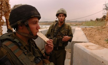 IDF gets kosher in time for Passover