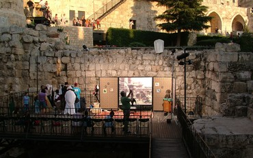 Passover at Tower of David