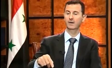 Full Interview of Pres. Assad with Turkish Media: Syria's Breakup Will Cause Mideast to Blow Up - YouTube