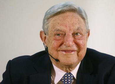 George Soros (Reuters)