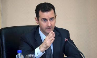 Syrian President Bashar Assad heading a cabinet meeting in Damascus, February 12, 2013. Photo: REUTERS/SANA/Handout