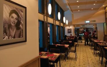 Tarantino Italian restaurant, Tel Aviv