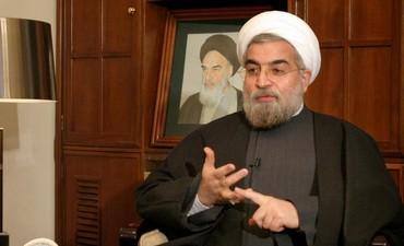 Iranian President Hassan Rohani [file].