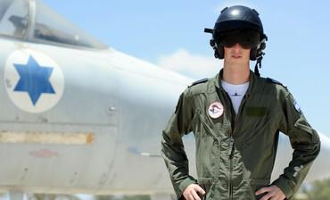 Lt. B, IAF navigator.